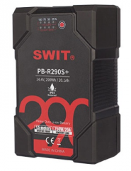 PB-R290S+ 290Wh Heavy Duty IP54 Battery Pack (2)