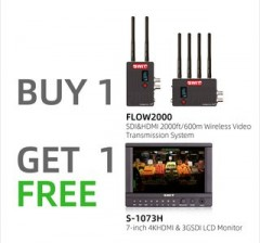SWIT FLOW2000+Free S-1073H KIT